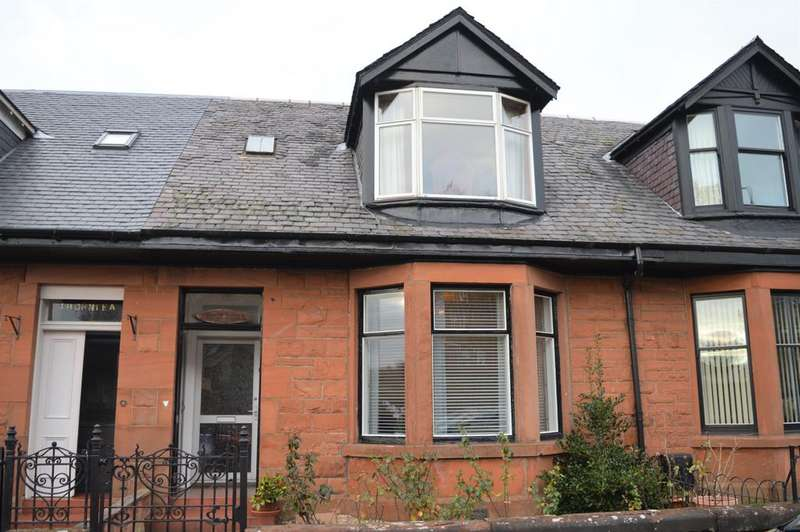 2 Bedrooms Villa House for sale in Thornside Road, Johnstone PA5