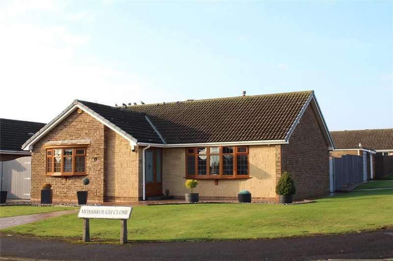 3 Bedrooms Detached Bungalow for sale in Mossbrough Close, Whitehouse Farm