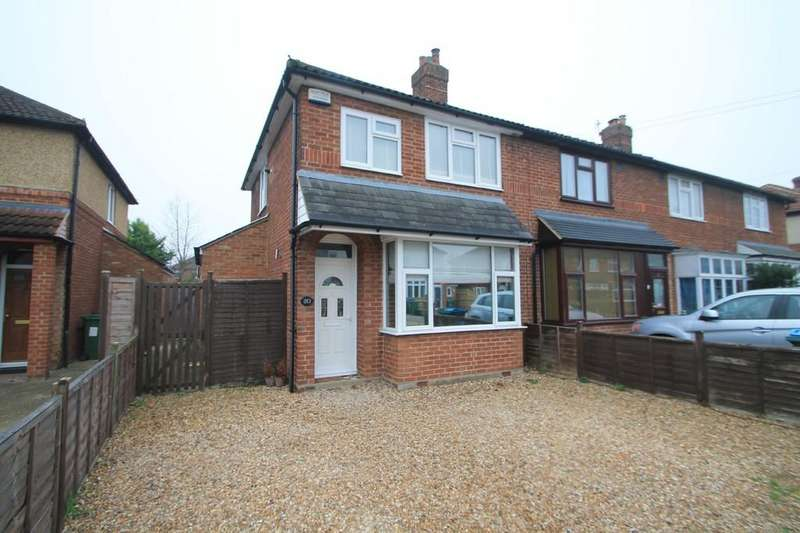 3 Bedrooms End Of Terrace House for sale in Rose Avenue, Aylesbury