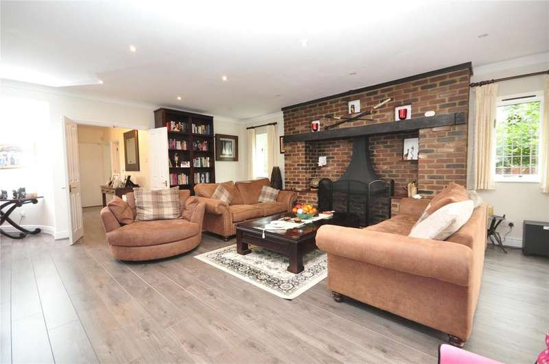 5 Bedrooms Detached House for sale in The Tower House, Bentfield Green, Stansted, Essex, CM24