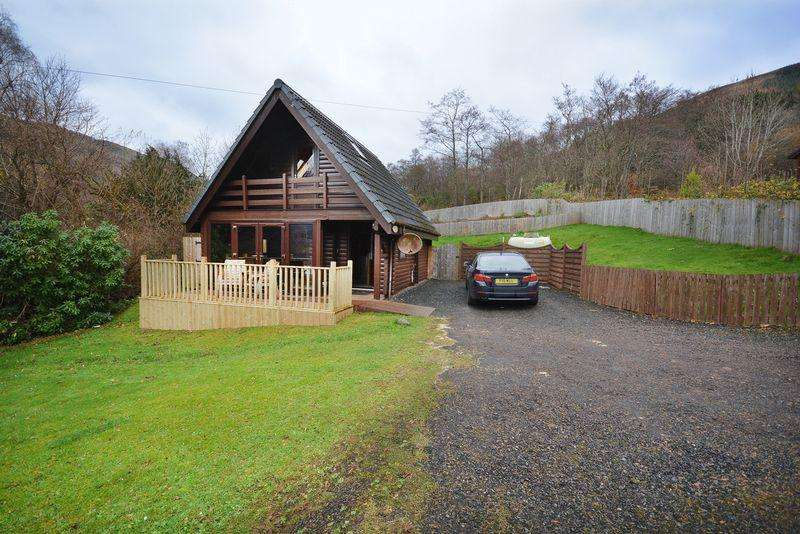 2 Bedrooms Chalet House for sale in , Lochearnhead