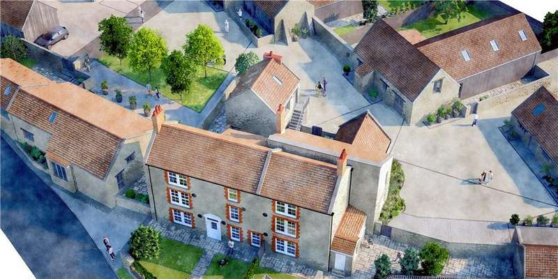3 Bedrooms Semi Detached House for sale in Staunton Manor Cottage, Sleep Lane, Bristol, Somerset, BS14