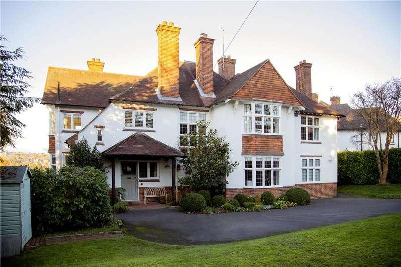 4 Bedrooms Detached House for sale in Birling Road, Tunbridge Wells, Kent, TN2