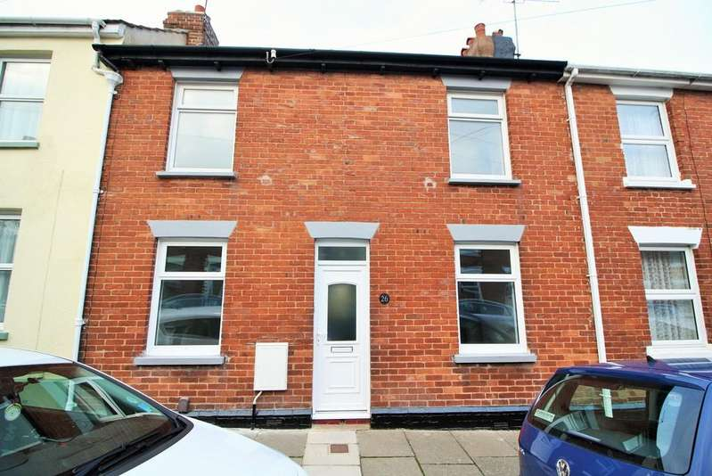 3 Bedrooms Terraced House for sale in Heavitree