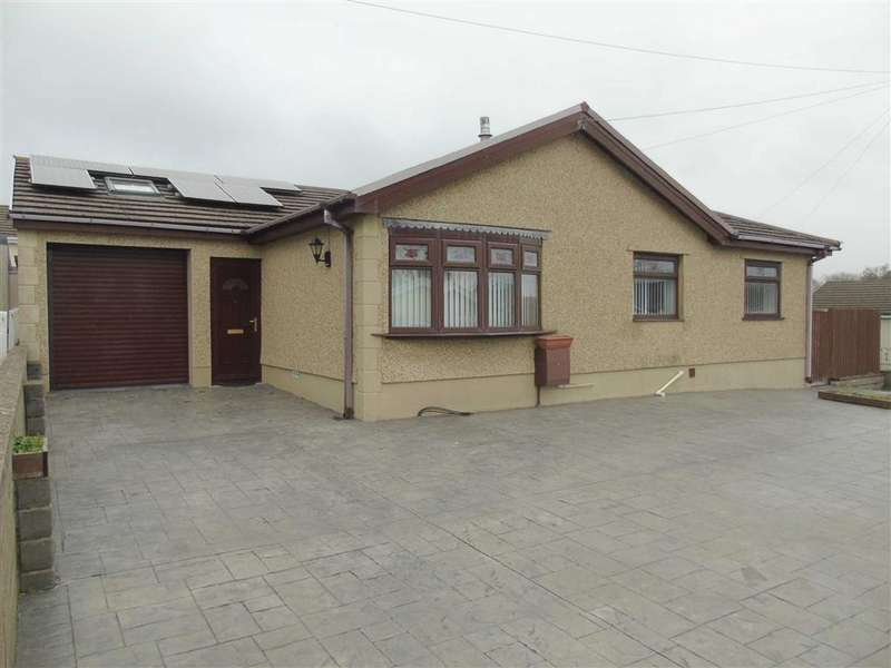 4 Bedrooms Detached Bungalow for sale in Bryn Avenue, Burry Port