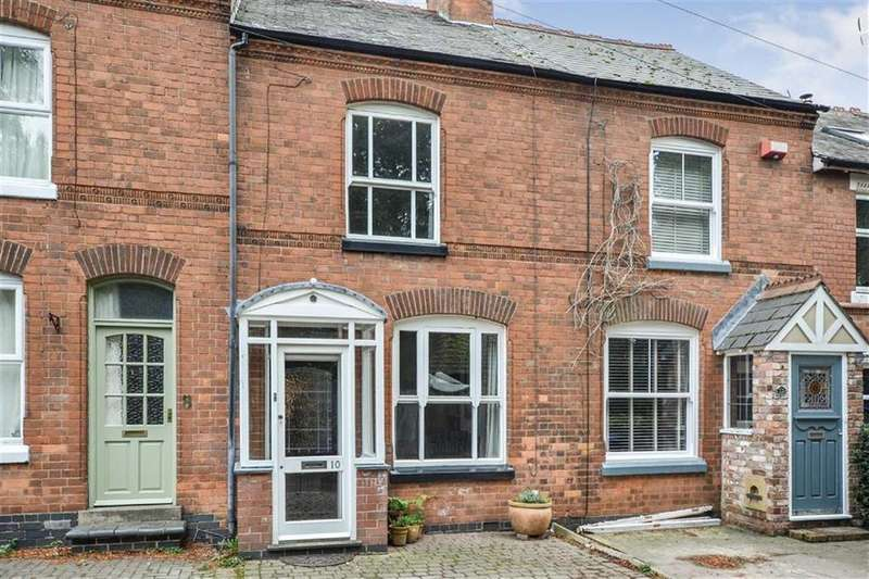 3 Bedrooms Terraced House for sale in Hinckley