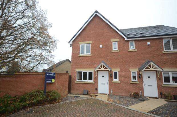 3 Bedrooms Semi Detached House for sale in Hampshire Close, Wokingham, Berkshire