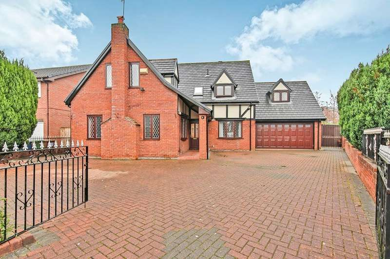 4 Bedrooms Detached House for sale in St. Pauls Drive, Houghton Le Spring, DH4
