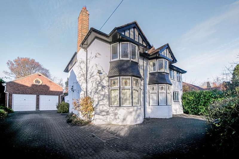 4 Bedrooms Detached House for sale in Broom Lane, Whickham, Newcastle Upon Tyne, NE16