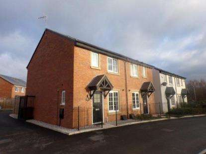 3 Bedrooms Semi Detached House for sale in Ackers Fold, Leigh, Greater Manchester