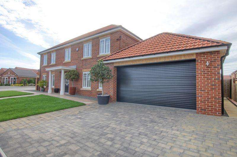 5 Bedrooms Detached House for sale in Pagan Drive, Ingleby Barwick
