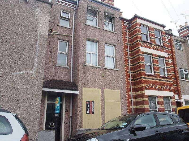 1 Bedroom Ground Flat for sale in Foster Street, Bristol