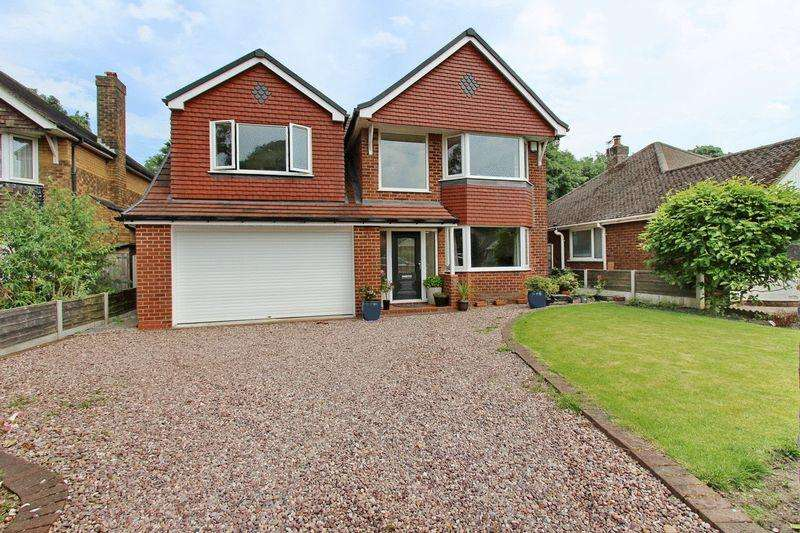 4 Bedrooms Detached House for sale in Albany Drive, Bury