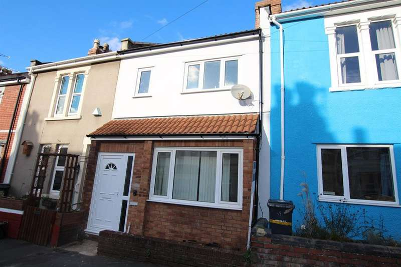 2 Bedrooms Terraced House for sale in Anstey Street, Easton, Bristol, BS5 6DG