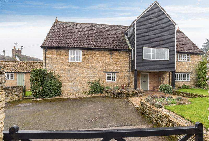 5 Bedrooms Detached House for sale in Home Close, Sharnbrook, Bedfordshire, MK44