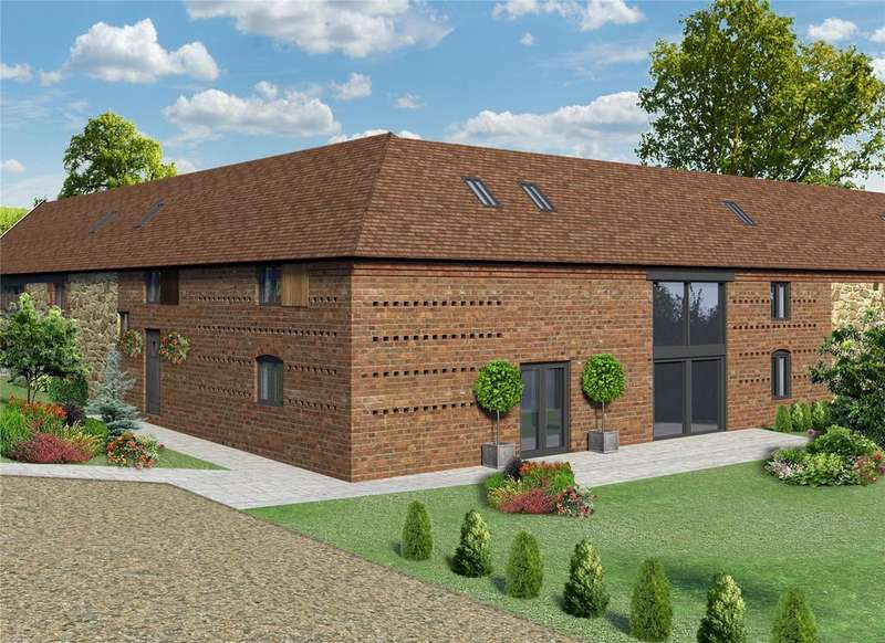 4 Bedrooms House for sale in The Barns At Coalport, Coalport, Shifnal