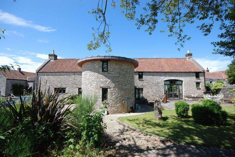 5 Bedrooms Barn Conversion Character Property for sale in Frome Road, Wells