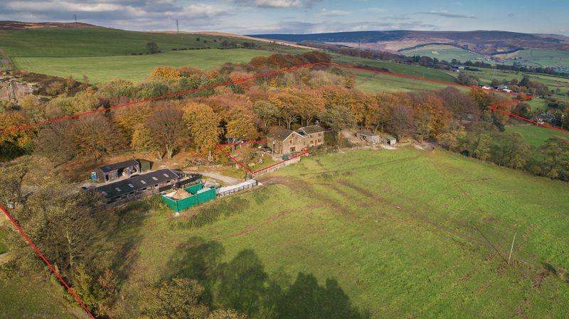 3 Bedrooms Country House Character Property for sale in Dewsnap Lane, Mottram in Longdendale