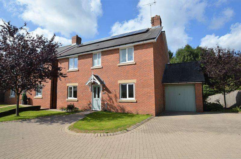 4 Bedrooms Detached House for sale in Staunton, Nr. Monmouth