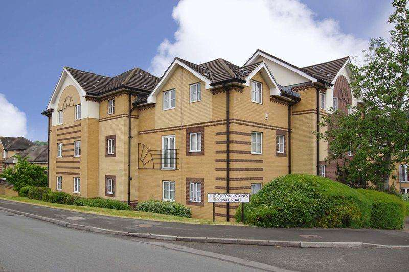 2 Bedrooms Apartment Flat for sale in The Stepping Stones, Bristol, BS4 4EY
