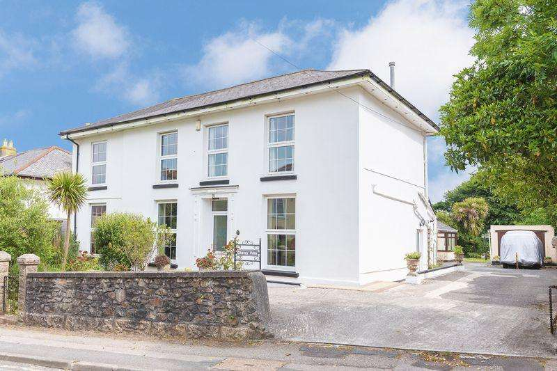 10 Bedrooms Detached House for sale in Trevu Road, Camborne