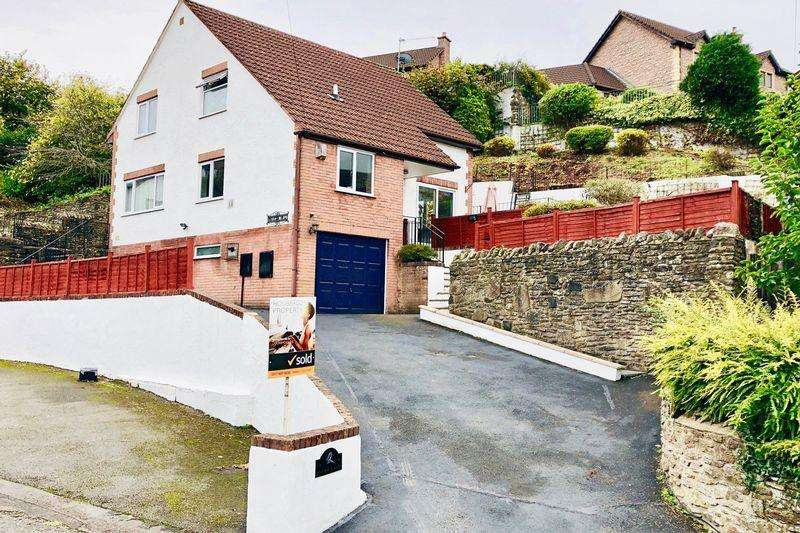 3 Bedrooms Detached House for sale in Parfitts Hill, Bristol, BS5 8BN
