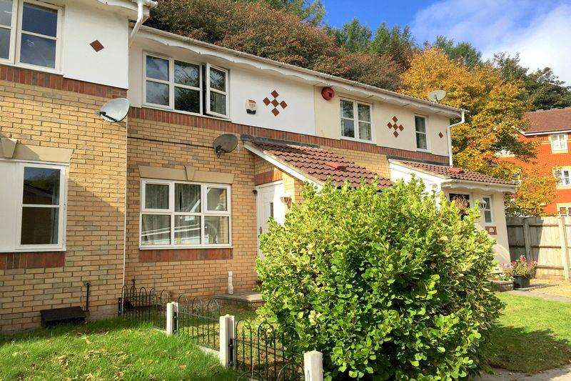 2 Bedrooms Terraced House for sale in Evans Close, Bristol, BS4 4SJ