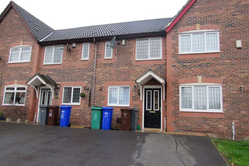 2 Bedrooms Terraced House for sale in Oakcroft Way, Manchester, M22