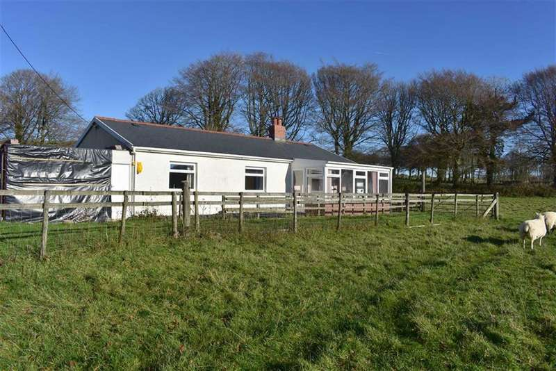 3 Bedrooms Property for sale in Blaencwrt, Llanwnnen, Lampeter
