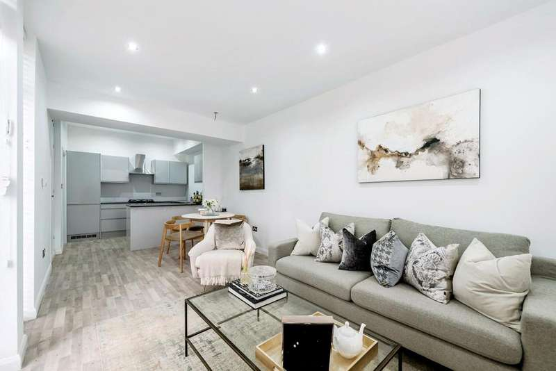 2 Bedrooms Flat for sale in Vermont Road, Crystal Palace