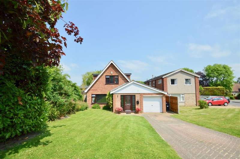 4 Bedrooms Detached House for sale in Crown Green, Shorne, Gravesend