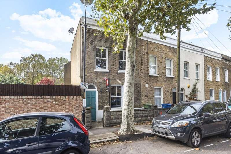 3 Bedrooms End Of Terrace House for sale in Alma Grove Bermondsey SE1