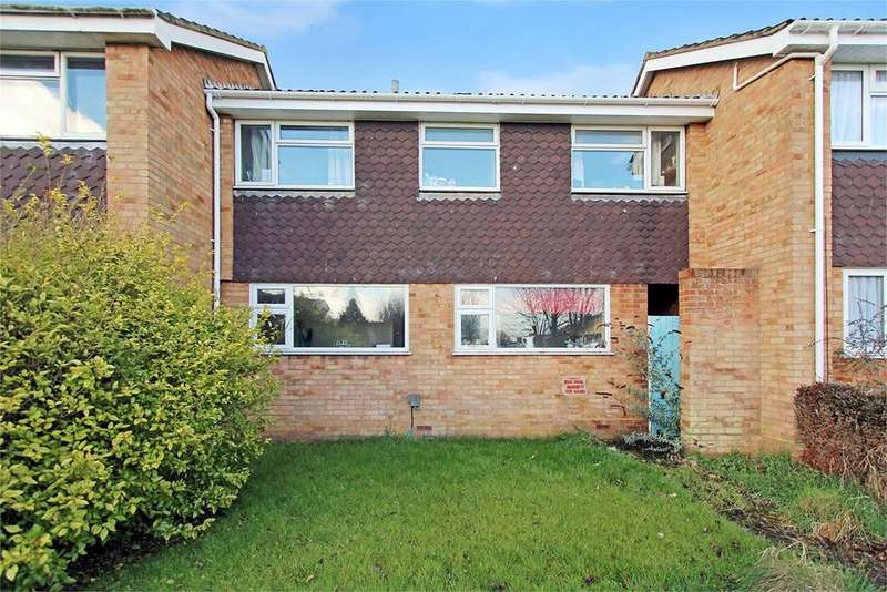 4 Bedrooms Terraced House for sale in Wheathouse Close, Bedford, MK41
