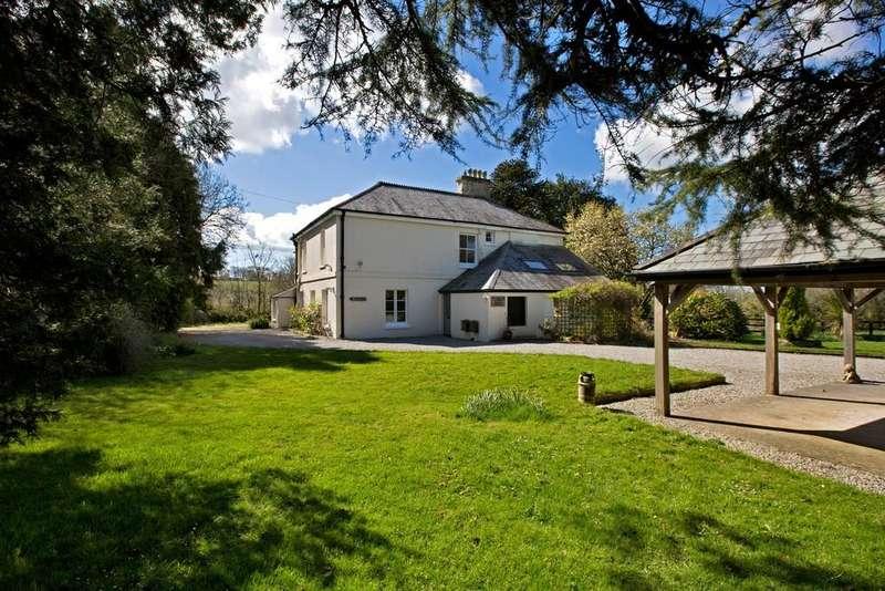 7 Bedrooms Detached House for sale in Duloe, Liskeard