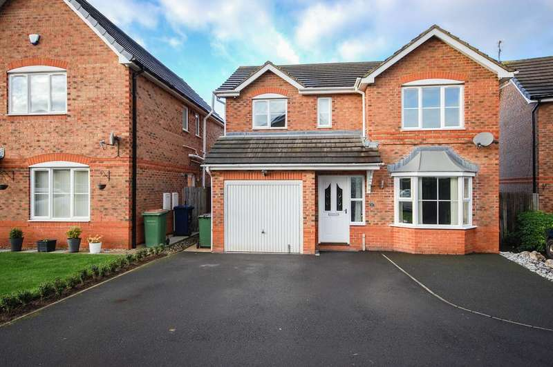4 Bedrooms Detached House for sale in Braithwaite Close, Skelton TS12