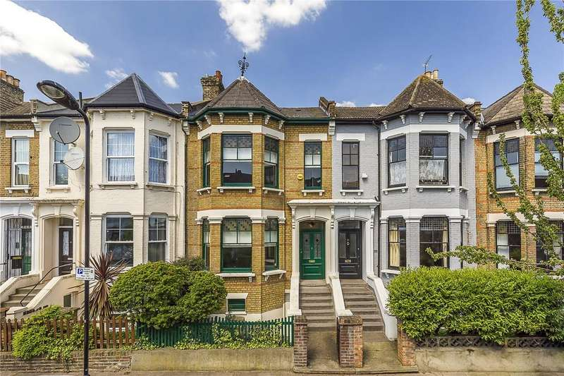 4 Bedrooms Terraced House for sale in Thistlewaite Road, London, E5