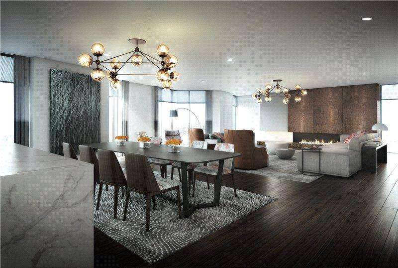 2 Bedrooms Flat for sale in The Mansion, 9 Marylebone Lane, London, W1U