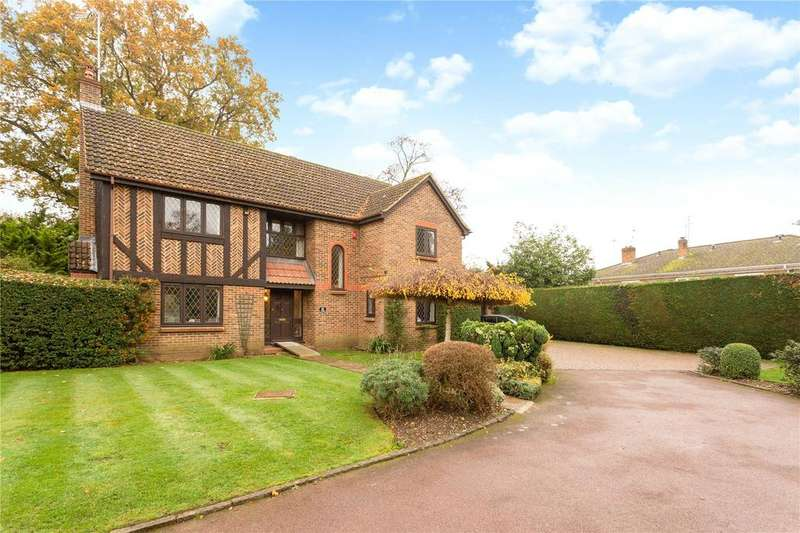5 Bedrooms Detached House for sale in Orchard Gate, Templewood Lane, Farnham Common, SL2
