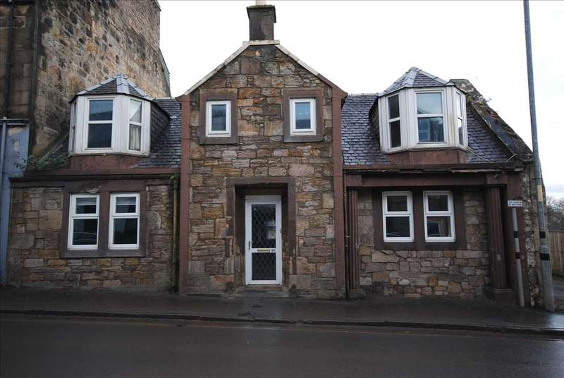 3 Bedrooms End Of Terrace House for sale in New Street, Dalry