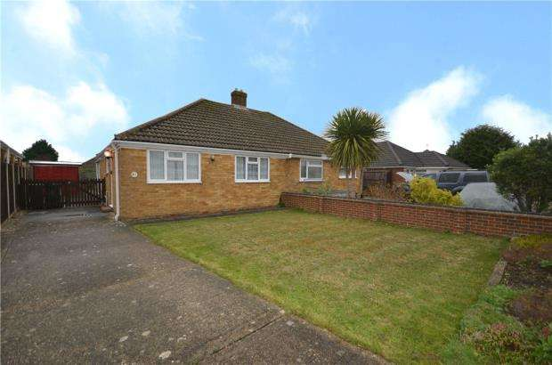 2 Bedrooms Semi Detached Bungalow for sale in Shipton Way, Basingstoke, Hampshire