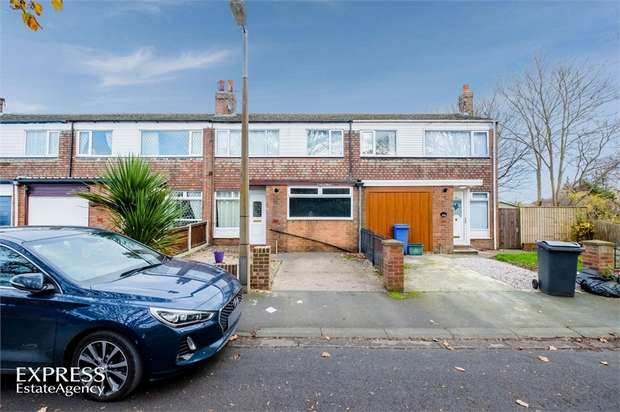 3 Bedrooms Terraced House for sale in Park Lane, Preesall, Poulton-le-Fylde, Lancashire