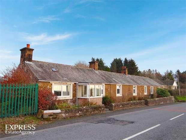 3 Bedrooms Cottage House for sale in Kirkpatrick Fleming, Kirkpatrick Fleming, Lockerbie, Dumfries and Galloway