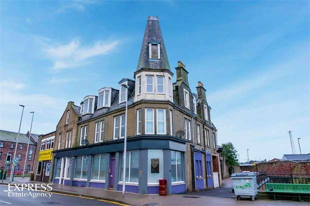 3 Bedrooms Flat for sale in Brothock Bridge, Arbroath, Angus