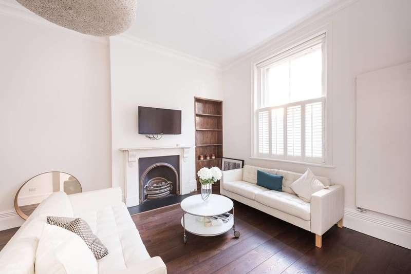 2 Bedrooms Flat for sale in Cheyne Walk, Chelsea, SW3