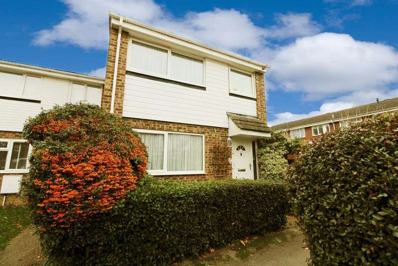 3 Bedrooms End Of Terrace House for sale in Mulberry Close, Biggleswade, SG18