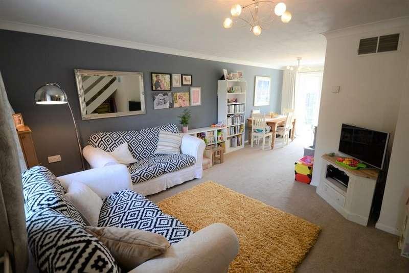 3 Bedrooms Terraced House for sale in Pottery Road, Tilehurst, Reading