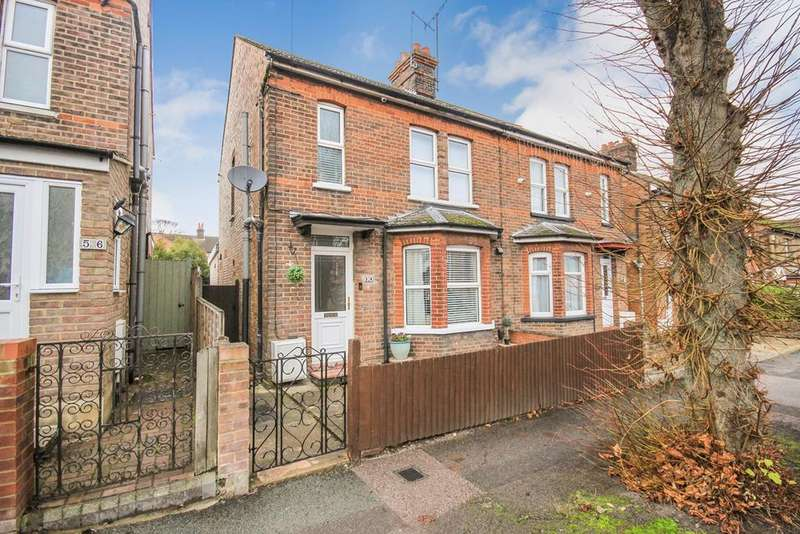 3 Bedrooms Semi Detached House for sale in Clifton Road, Dunstable, LU6