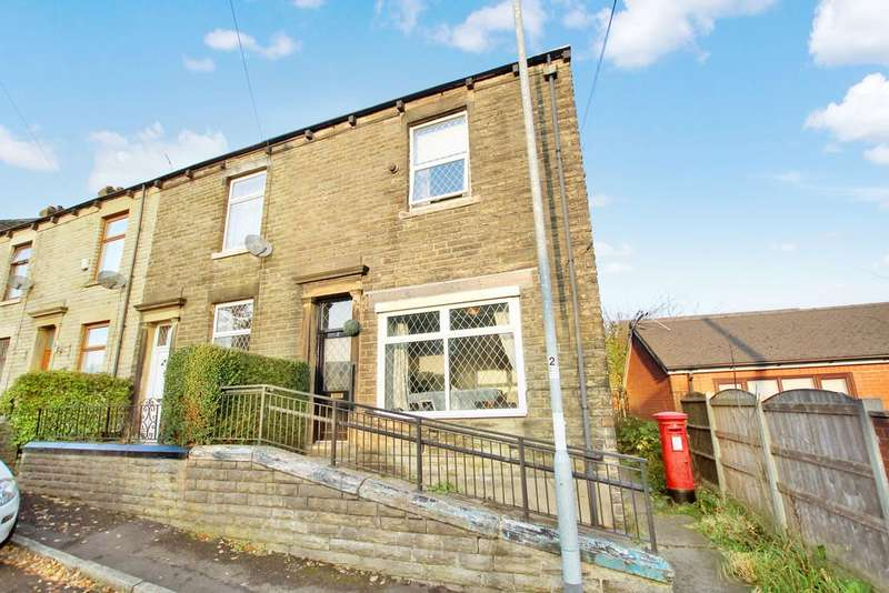 2 Bedrooms End Of Terrace House for sale in Shore Road, Littleborough