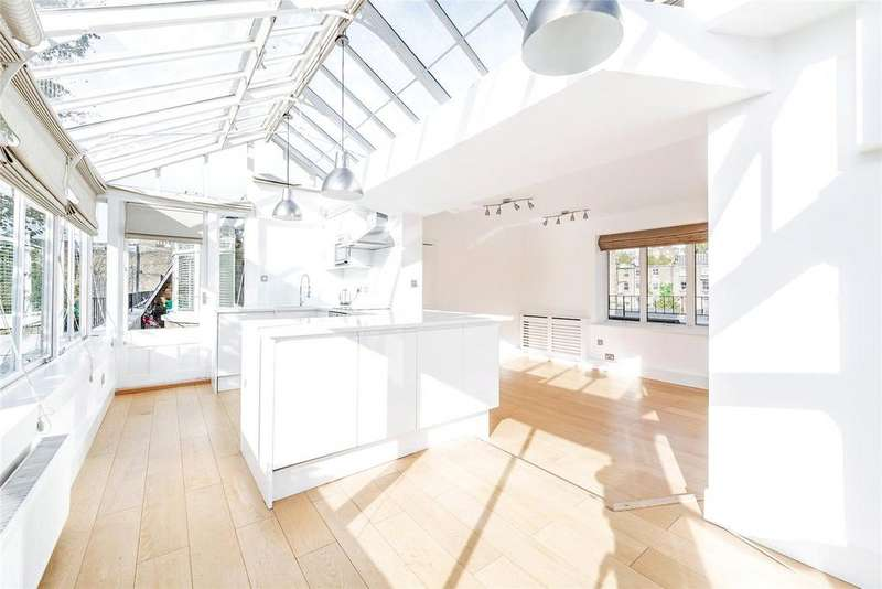2 Bedrooms Apartment Flat for sale in Rima House, Callow Street, London, SW3