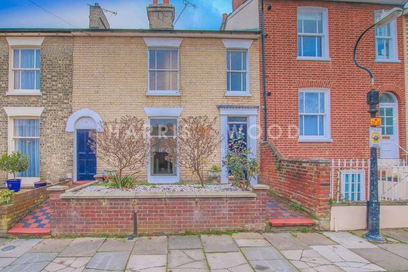 3 Bedrooms Terraced House for sale in Roman Road, Colchester, CO1